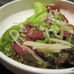 韓国家庭料理・鍋料理 宮 - おいしい生キモ