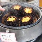 東洋一 - 料理写真:焼きうに