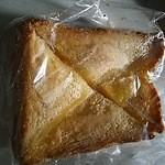パリ クロアッサン - 料理写真:ミルキートースト150円