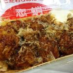 恋蛸 - ☆たこ焼き☆あっさりソース