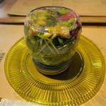 ブロカント - サラダ(瓶の状態)