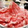 かがやき - 料理写真:2015.12 北海道A4黒毛和牛リブロース(しゃぶしゃぶ用)