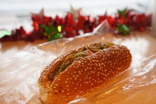パンのなる木 - 私ら世代に人気があると思います、やきそばパン、部活帰りによく食べました