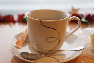 パンのなる木 - ホットコーヒーは、マシンのコーヒーですがなんと120円(税別)です