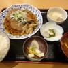 IZUMI - 料理写真:ぶり大根(煮付け定食)1512