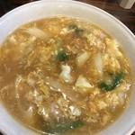 45714506 - 熱々の大滷麺