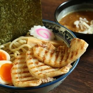 特製!濃厚豚骨魚介つけ麺