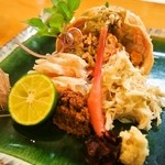 新藤 - せこ蟹