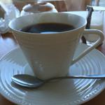 コーヒーハウス ショコラ - セットドリンク(ホットコーヒー)