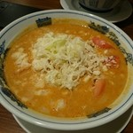 雲龍一包軒 - トマトチーズ坦々麺