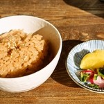 天風 - 茸と胡麻の炊き込みご飯