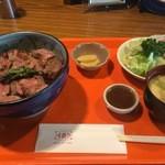 レストラン 味蕾亭 - ビーフステーキ丼