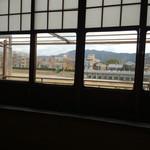 露瑚 - 1階からの景色