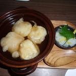 KICHIRI - モッツアレラチーズの揚げだし
