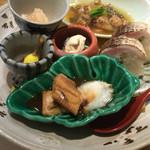 京町料理 みつや - 八寸