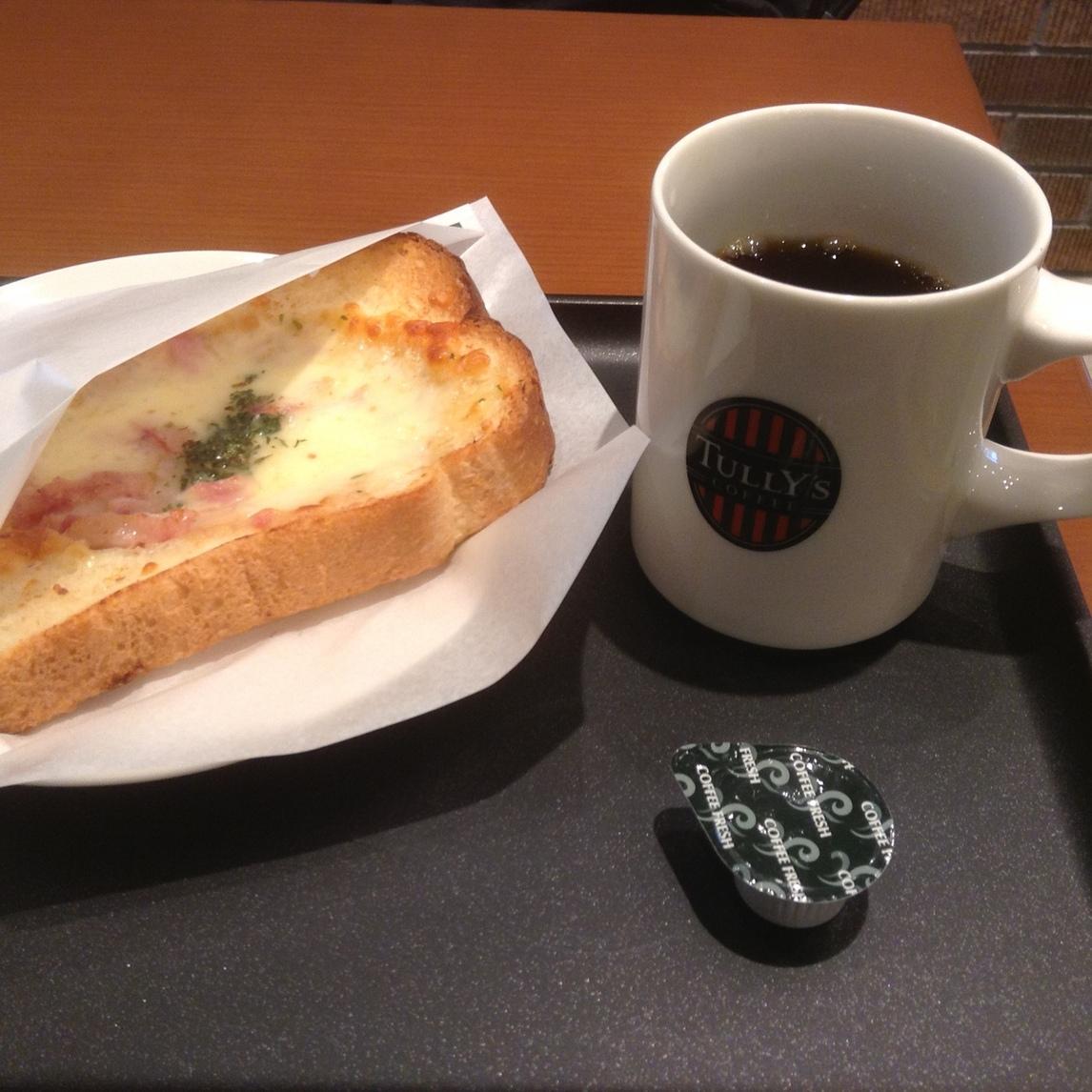 タリーズコーヒー tetukeながまち店