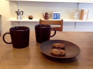 千年一日珈琲焙煎所 - ☆*:.。. カフェオレ .。.:*☆