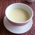 美食倶楽部 富高岩 - さつまいものスープ
