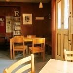 ラウンドカフェ - 店内