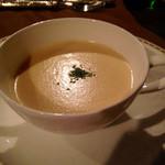 45724933 - さつま芋のクリームスープ