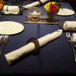 45725307 - テーブルセッティング