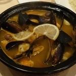 ミシュミシュ - ムール貝のタジン鍋