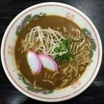 みぶうどん - カレー中華