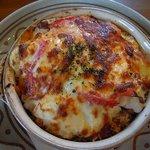 ジャックアンドベティロッソ - 料理写真:チーズドリア