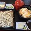 そばよし - 料理写真:カツ丼セット1,250円