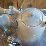 ナナイロ食堂 - 紅茶