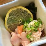 魚田 - 白子ポン酢