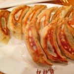 龍祥軒 - 点心2種 焼き餃子