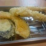 天ぷら えびす食堂 - 海老天&野菜天