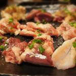 薩摩焼鶏酒場 とり魂 - 九種盛り