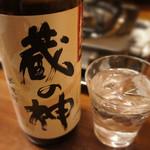 薩摩焼鶏酒場 とり魂 - 芋焼酎 蔵の神!激旨