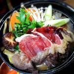 45732966 - 猪鍋定食☆(1日10食限定)