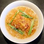 麺の坊 晴天 - 台湾ラーメン
