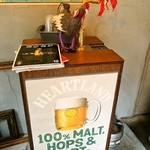 ニューヨークチキングリル - 生ビールサーバー