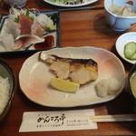 かんころ亭 - さわら西京焼定食(900円)