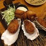 45736739 - 北海道産牡蠣フライ