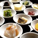 祇をん 豆寅 - 大人気お昼の豆皿膳