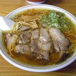 二見食堂 - チャーシュー麺
