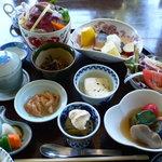 4574595 - 井中膳の料理