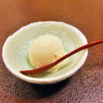 手しごとこじま - モモのアイスクリーム