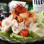 ワールドキッチンズ パンダ - 豚キム中華サラダ