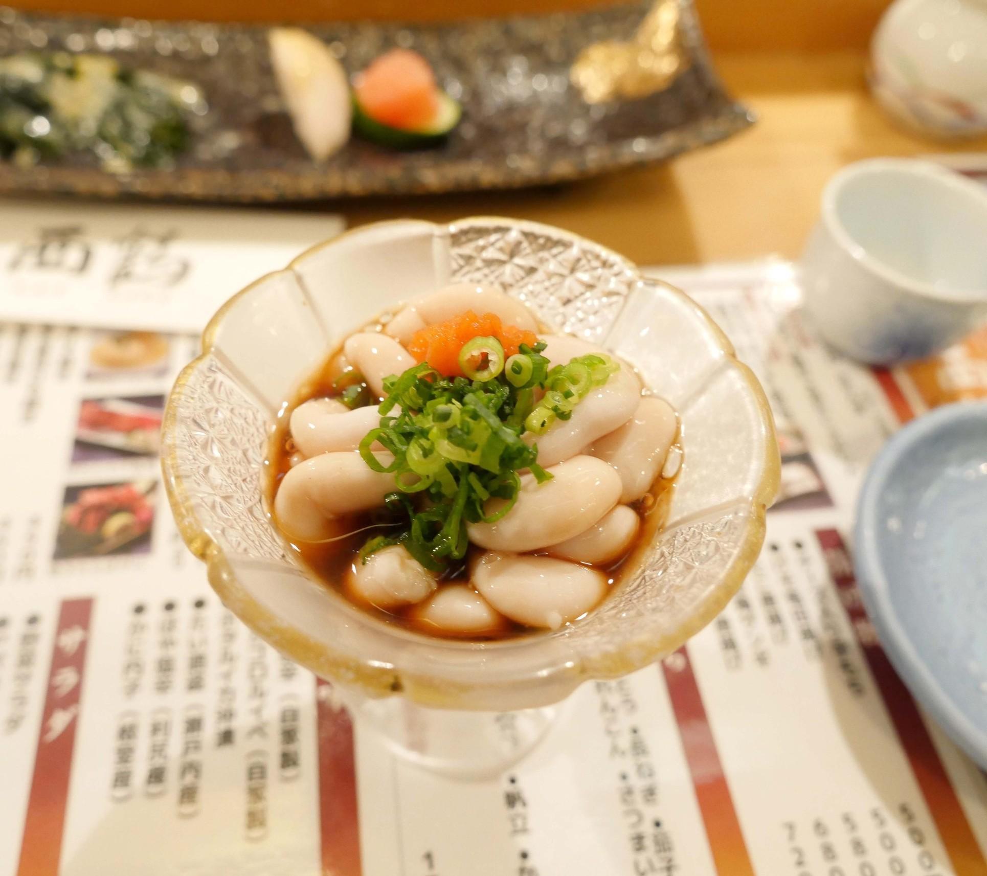 鮨処 西鶴 五条店