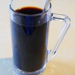 ラサ マレーシア・シンガポール料理 - ジョッキホットコーヒー