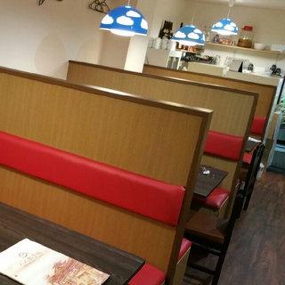 2Fに姉妹店「粥王(しゅうおう)」オープン