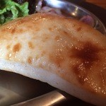 ガンジス - ナンがほぼパン