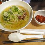 ちるり - 冷麺の細麺